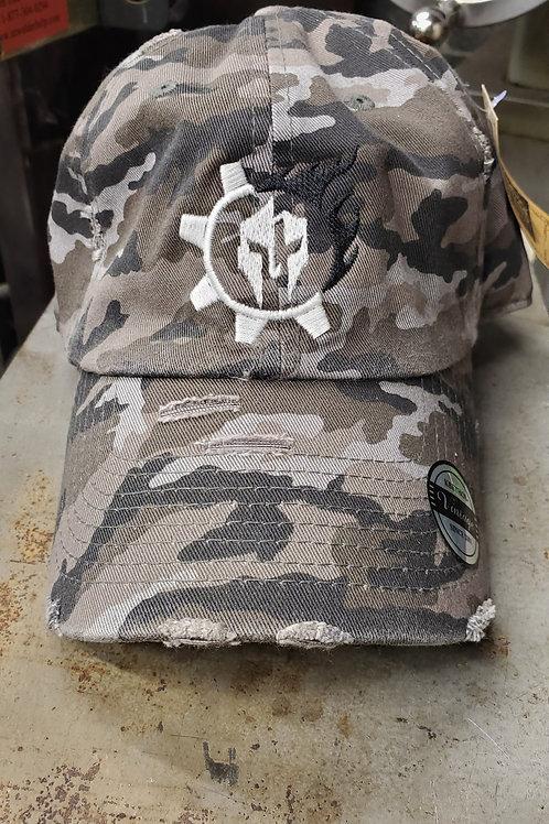 Triarii Metalworks Urban distressed operator hat