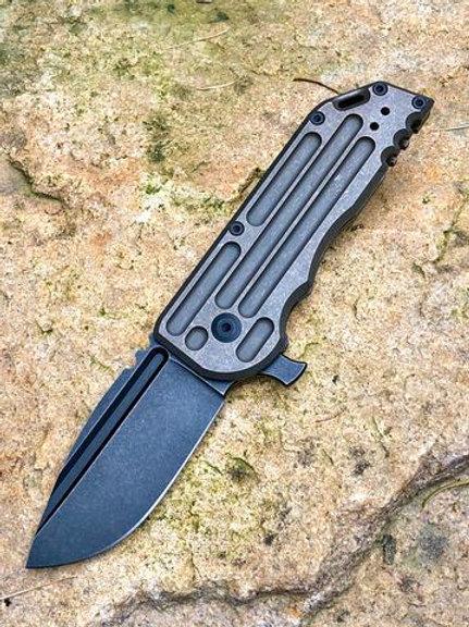 JHK WarSpear, Bronze Ano, DLC Black Stonewash Blade