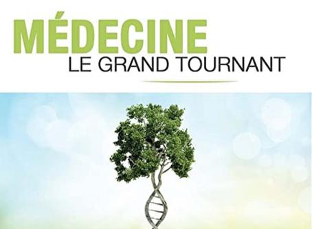 MEDECINE LE GRAND TOURNANT Augustin de Livois présente un film réalisé par Jean-Yves Bilien