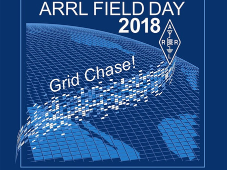 RARC Field Day 2018 - June 23