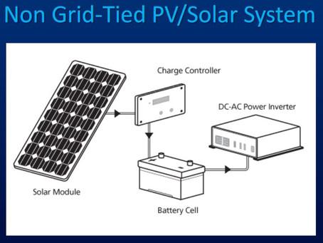 02/26/19 Mtg - Building a Solar Generator