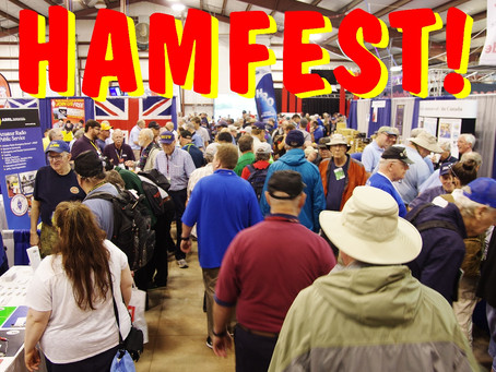Upcoming Hamfests in NC