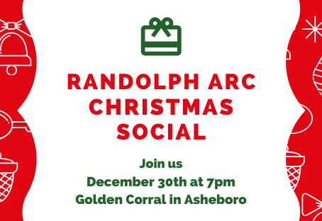 12/30/19 Mtg - Christmas Social /Meeting