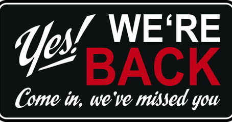 6/22/21 Mtg - Welcome Back