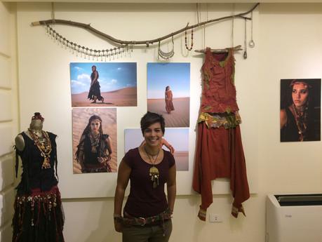 El Ghajareya Exhibition