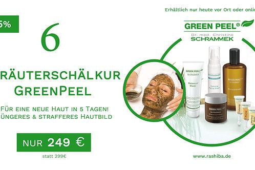 GreenPeel Kräuterschälkur