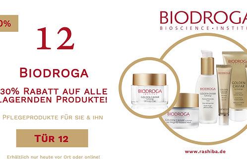 30% Rabatt auf alle lagernden Biodroga Produkte!