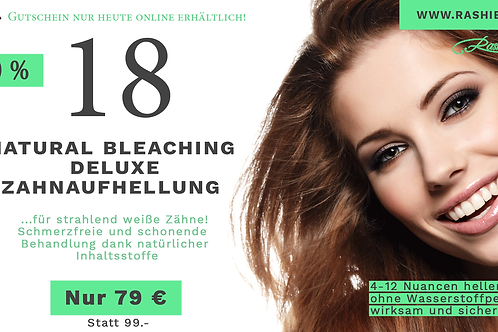 Natural Bleaching Deluxe