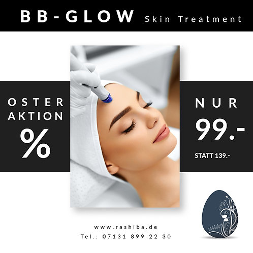 BB Glow Skin Treatment