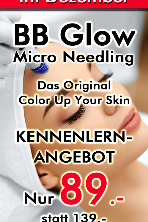 Micro Needling BB Glow