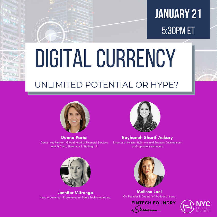 Digital Currency - Unlimited Potential or Hype?