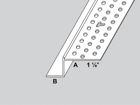 Как монтируется теневой профиль?