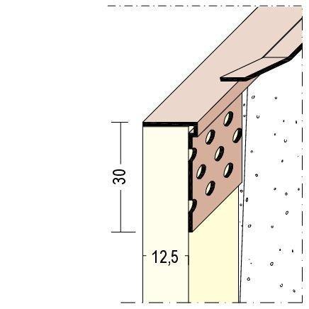 Профиль PROTEKTOR 3785 с отрывной полосой