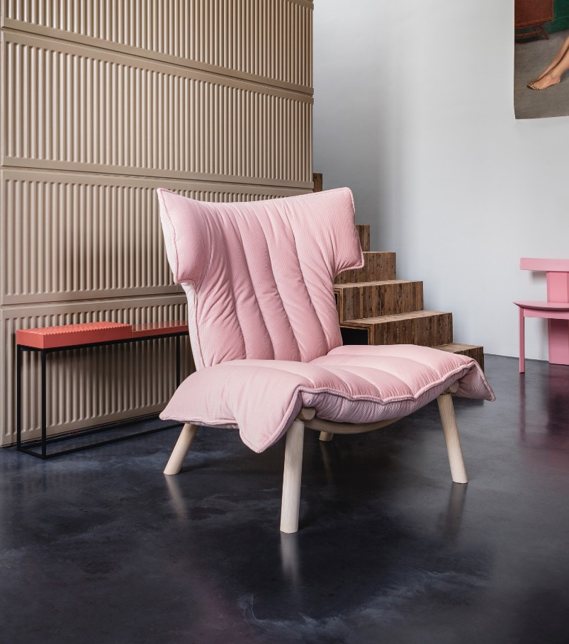 Ample fauteuil