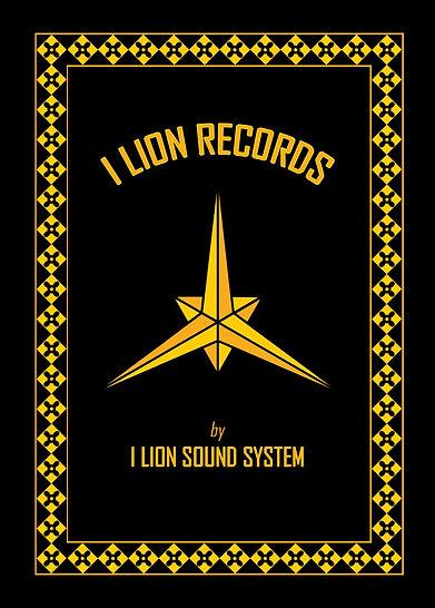 Sticker I Lion Record jaune.jpg