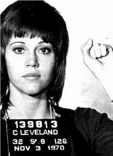 Jane Fonda, Cleveland 1970