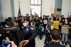Protest for Green New Deal