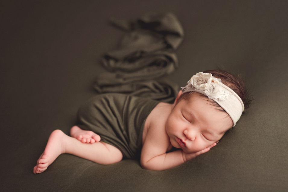 Warren OH Newborn Session