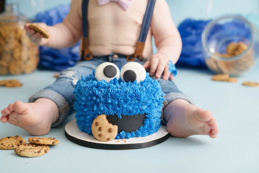 Warren Oh Cookie Monster Smash Session