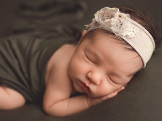Viviana's Newborn Session