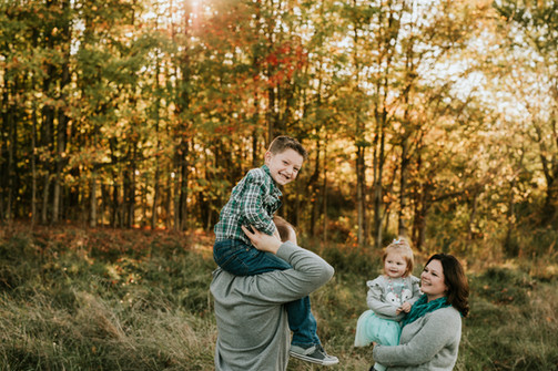 Cortland OH Family Session