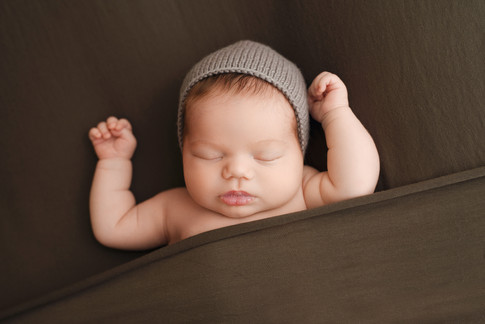 Warren OH Newborn Session