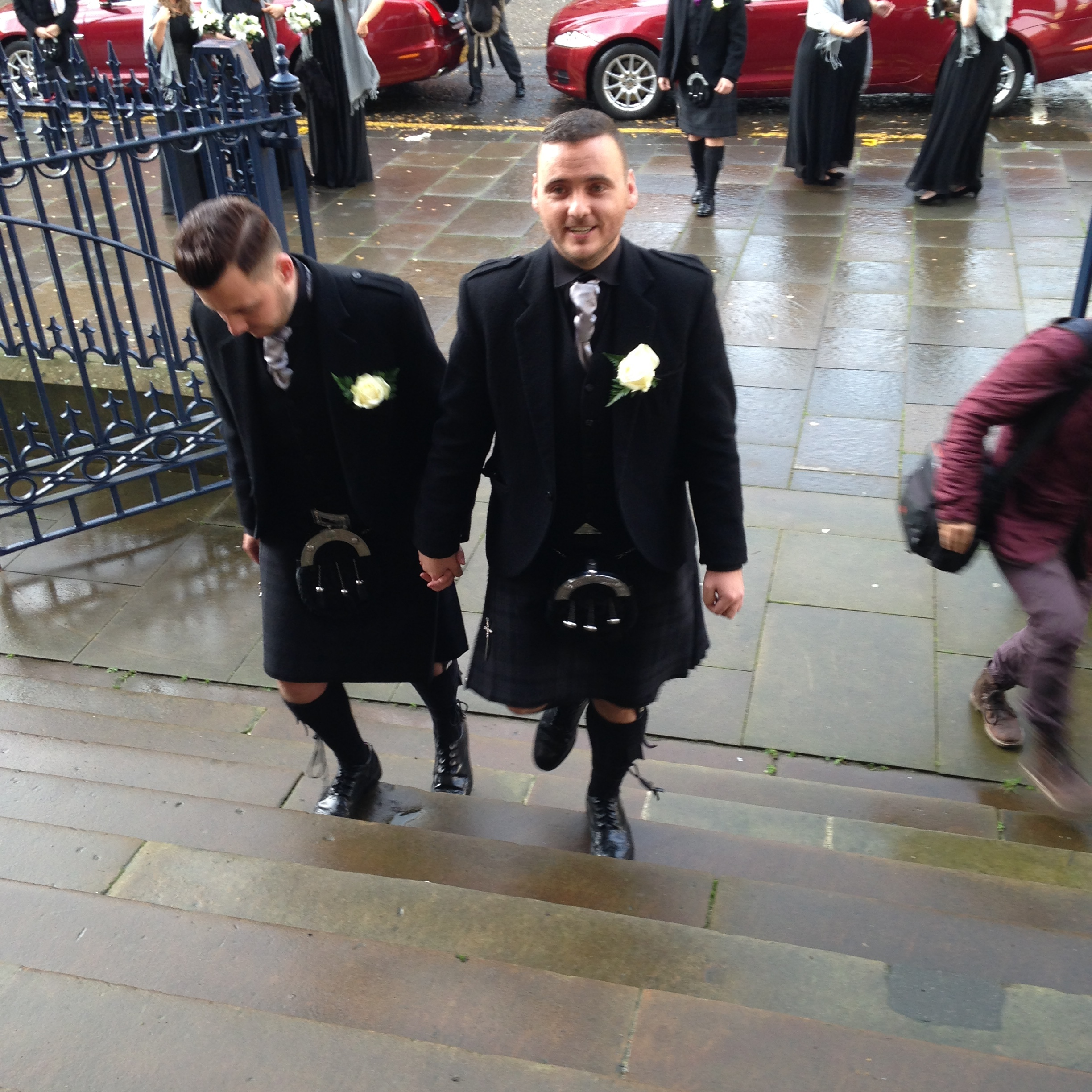 Gay weddings scotland 2015