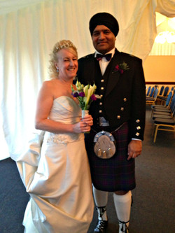 Interfaith Scottish Marriages and Weddings