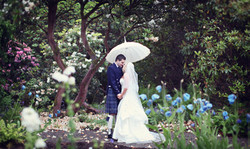 Outdoor weddings scotland 2015