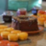 Quitandas produzidas na padaria d JN Gourmet
