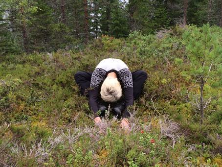Yin yoga gir deg energi og økt bevegelighet