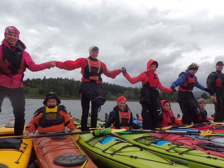 Reisebrev fra Camp Åsenfjord