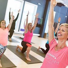 Kurs i yin yoga og mindfuless