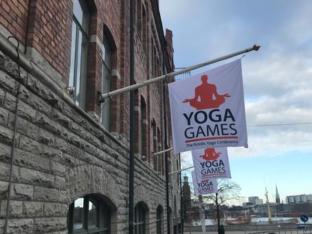 Mye inspirasjon på Yoga Games