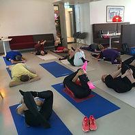 Yoga på jobben