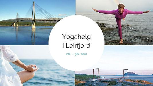 YOGA i Leirfjord