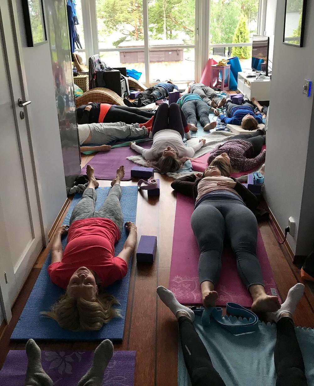 Yin yoga inne