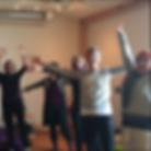 Yoga utdrikningslag