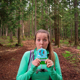 SUSTAINABLE TRAIL RUNNING TIPS