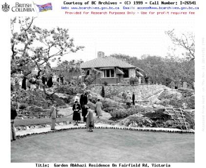 Abkhazi Garden 1949