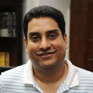 Prof. Boria Majumdar