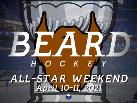 UPDATED: BEARD Hockey GM Game and All-Star Game Details!