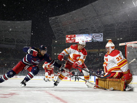 Flames GM Pleased with Dispersal Results
