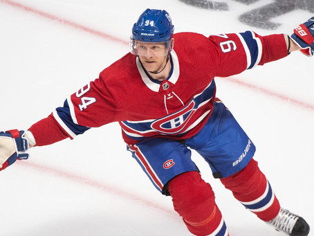 As The Habs Move to Round 2, Trade Rumors Already Afoot?