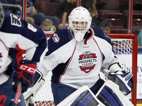 Primeau's Cold Spell Stymies Wings