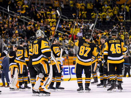 Pittsburgh Nearly Shocks All With Young, Emerging Squad