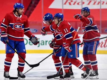 Habs Update: Staying On Top of the Mountain