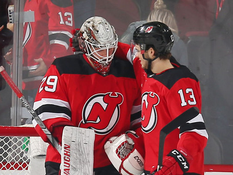 Devils Preseason Review: Paying Dividends