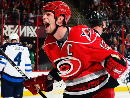 Canes Go Big, Bring Back Staal