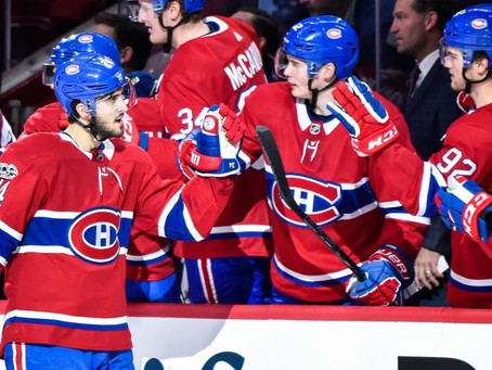 Canadiens off to historical, flying start
